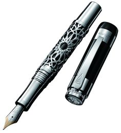 Laban honors the Greek god of the sun with the Apollo fountain pen