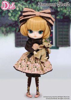 Dal Kleine Innocent World Groove pullip fashion doll in USA #GROOVE