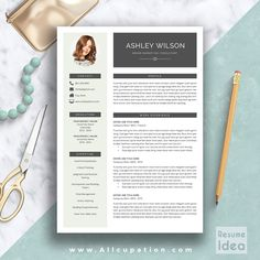 Introducing Jennifer A Creative And Clean Resume Template With