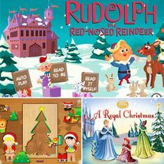 Best Christmas Apps For Toddlers and Preschoolers