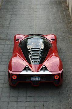 Pininfarina Ferrari P4/5 2006  So Freak