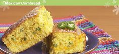 Tupperware Mexican Cornbread Ingredients: 1 cup all-purpose cornmeal 1/2 cup all-purpose flour 2 tbsp. baking powder 2/3 cup milk 2 eggs 1/2 tsp. salt 1/3 cup vegetable oil 1/2 cup chopped onion 14 oz. can creamed corn 1 cup chopped grated cheddar cheese 1 cup chopped jalapeno peppers my2.tupperware.com/susanwilliford