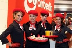 Stewardesses from All Over the World Germany, Air Berlin