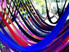 hamaca de playa decoración verano summer beach hammock relax decoration miraquechulo