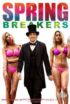 #OzTheGreatAndPowerful meets #SpringBreakers #JamesFranco #VanessaHudgens