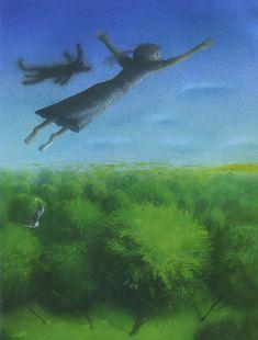 Julia Gukova   ILLUSTRATION | The Wizard Of Oz