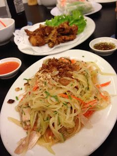 Huong Viet on the East Coast - Vietnamese food