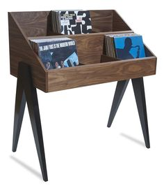 A list of practical, dedicated solutions for storing your highly prized vinyl collection, covering a large range of price and style, for both US and European markets.