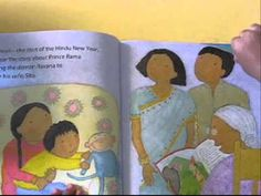 Diwali kids book
