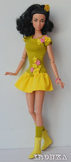 Poppy Parker Barbie Doll!!!