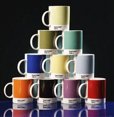 Classic Pantone Mugs