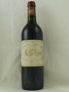 Chateau Margaux 1993 #Bordeaux #France