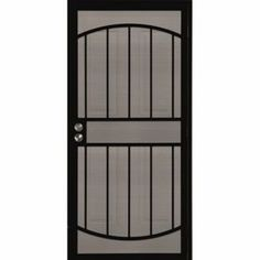 Wrought Iron Security Door Outside Pinterest Wrought