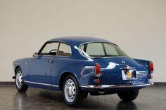 1958 Alfa Giulietta SV rear quarter