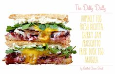 Grilled Cheese Social: The Dilly Dally