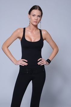 Bluefish Sport Destiny . FIT and Flirty is Canada's only retailer. Shop here http://fitandflirty.com/Shop-By-Designer/Blue-Fish-Shop-By-Designer/destiny-cami