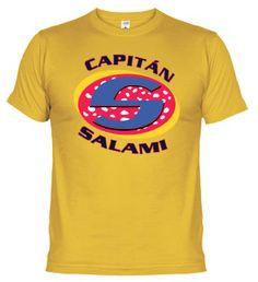 Camiseta de la que se avecina Capitan Salami