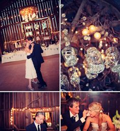 Barn Wedding - Reception