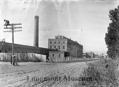 Great Western Sugar Factory -Northwest Corner Longmont, Colorado