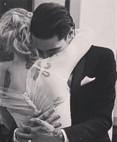 Andy Biersack & Juliet Simms Biersack Wedding>> Though I am very sad he isn't mine... I wish them years of happiness