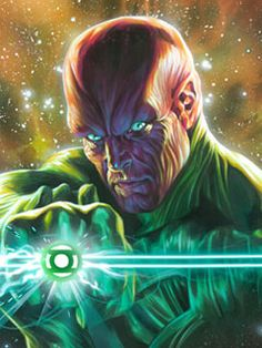 Abin Sur,  is a DC Comics character part of Green Lantern Corps
