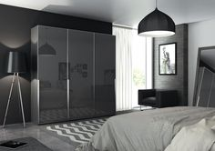 Anthracite Acrylic Pannel