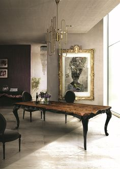 Best 5 dining room tables | I Lobo You | Boca do Lobo's inspirational world | Exclusive Design | Interiors | Lifestyle | Art | Architecture | Fashion