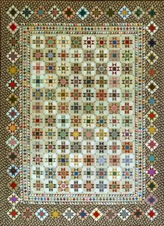 Sue Garman, Ancient Stars.Yes I have had this pattern for quite a while just dreaming about it.