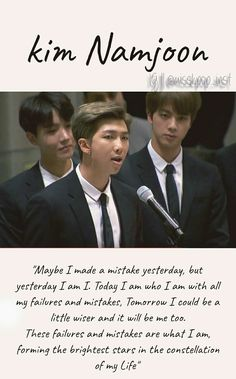 This is our leader and king👑🙏🏻 Hoseok behind is sooo hot btw😂😊❤ - Bts zitate - Quotes Bts Lyrics Quotes, Bts Qoutes, Pop Lyrics, Drake Lyrics, Music Lyrics, Movie Quotes, K Pop, Bts Namjoon, Hoseok