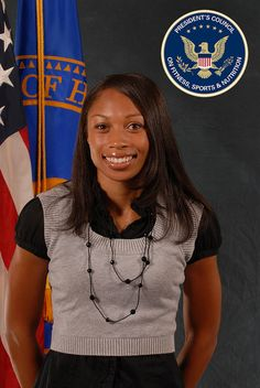 200M Gold Medalist, Allyson Felix discusses her Fuel for Success: My Sports Plate