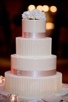 """Custom wedding cakes from Cake in Chicago, Illinois.     Check out cake dummies, cake boards, and cupcake stands on www.dallas-foam.com Get 10% off with promo code """"pinterest2013""""!"""