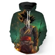 Dragon Ball Z 3D Hoodies Different variations M-6XL - 0652 / XXL