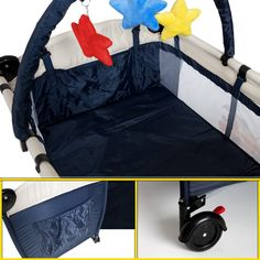 Baby travel beds are very helpful for travel. Let's see which is the best travel crib for your baby. Portable Baby Cribs, Baby Travel Bed, Baby Mattress, Cot Bedding, Prams, Nursery Furniture, Traveling With Baby, Baby Essentials, Kid Beds