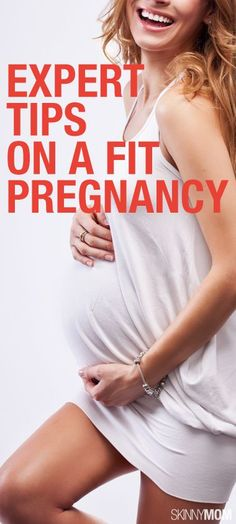 Stay fit even while you have a little bun in the oven!