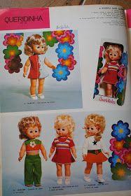 boneca queridinha daEstrela foi fabricada sob licença de Migliorati Industria Giacattolli - Iatálai:     olhe a Drica com sua bonec...