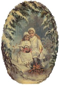 Victorian Christmas Made in Germany Images Noêl Vintages, Images Vintage, Vintage Christmas Images, Victorian Christmas, Vintage Holiday, Christmas Pictures, Primitive Christmas, Christmas Post, Christmas Scenes