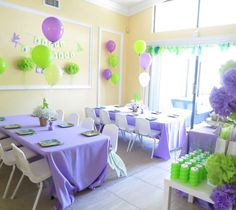 Tinkerbell Fairy Birthday Party Ideas | Photo 9 of 35 | Catch My Party