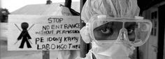 Los muertos por ébola ya suman 1229 personas