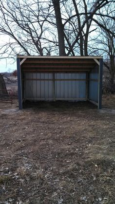 Lean to, Shelters and Horse shelter Horse Shed, Horse Stalls, Horse Barns, My Horse, Horses, Horse Paddock, Horse Tack, Barn Plans, Shed Plans