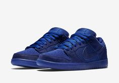 """Nike SB Dunk Low """"Once In A Blue Moon"""" - SneakerNews.com"""