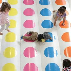 Two words: GIANT Twister.