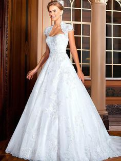 vestido de noiva estilo princesa com renda - Pesquisa Google