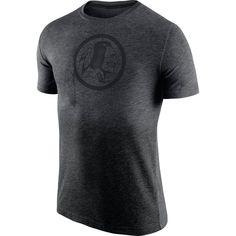 Washington Redskins Nike Gridiron Grey Tri-Blend T-Shirt - Charcoal
