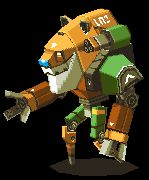 Image: http://www.kennethfejer.com/images/lowpoly_mechsuit_animated.gif