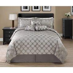 silver bedding by msochic
