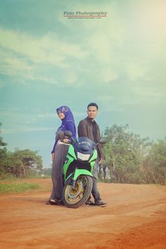 Pian Photography: Prewedding Outdoor Tangerang  Hj.Atqia & H.Arul