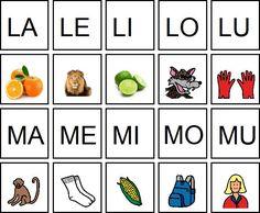 Dado, Preschool Activities, Professor, Preschool Literacy Activities, Reading Activities, Educational Games For Children, Word Reading, Toddler Activities, Indoor Kids Games