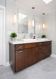 Beautiful Affordable Pendants Bathroom Lighting Design