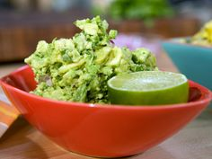 Bobby's Guacamole : Make restaurant-style guacamole at home for your next picnic. It's best served fresh, so make it just before guests arrive; if you're bringing guac to a party, take the ingredients with you and make it when you arrive.