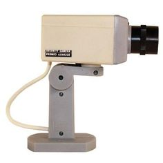 Indoor Motion Detecting Dummy Camera - Safety Gizmo